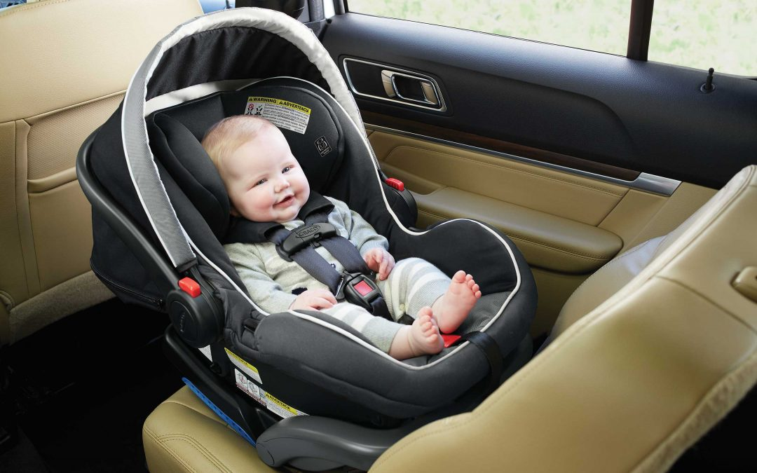 New Illinois Car Seat Law